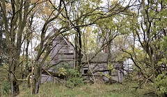 Indiana Homestead on it's final days (FotoLense) Tags: abandoned rural indiana farm home house family empty deserted despair