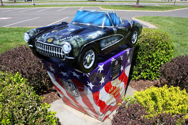 United We Stand Corvette - Bowling Green