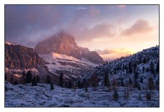 Dolomites Sunrise