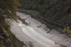 The Avon from the Downs (knautia) Tags: downs bristol england uk november 2017 avon river riveravon avongorge clifton