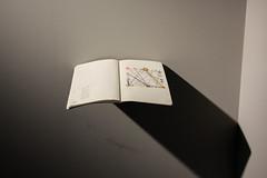 Sketch Book (SXU-ART) Tags: yvette kaiser smith art math artandmath artist sxu saint xavier university visual arts visualarts artanddesign screen printing fiber glass crocheted lasercut laser cutting plexi