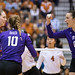 University of Texas Longhorn Volleyball (2017-11-08)