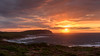Sardinia sunset (Enrico Cusinatti) Tags: acqua clouds cielo enricocusinatti italy italia landscape mare nuvole orizzonte sea sky sunset sole seascape spiaggia travel tramonto viaggi vacation vacanze vegetazione sardegna r