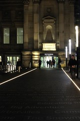 the path to knowledge and enlightenment (Towner Images) Tags: liverpool towner library central book knowledge learn read reading learning townerimages path road williambrownstreet light