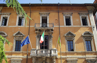 Palazzo Donini in Tuscan style