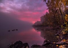 November Sunrise (John Behrends) Tags: portlandoregon sunrise november sellwood