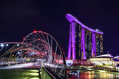 SINGAPORE NIGHT (ocean_shin) Tags: singapore nightphotography d750 nikon