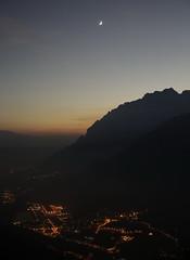 valcamonica by night (il goldcat) Tags: goldcat valcamonica cevo luna night moon notturno alpi alp montagna mountain