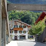 Marquartstein - Ortsmitte (04) - Die alte Betonbrücke über die Tiroler Ache thumbnail