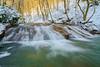 Cucumber Run (clare j kaczmarek) Tags: cucumberrun ohiopylestatepark winter laurelhighlands fayettecounty mountainstreams snow waterfalls