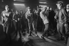 2017/11/22 22h31 Jpegmafia (concert à l'Iboat) (Valéry Hugotte) Tags: 24105 bordeaux iboat jpegmafia canon canon5d canon5dmarkiv concert hiphop musique noiretblanc quailawton rap nouvelleaquitaine france fr