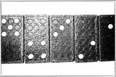 5...4...3...2...1 (karl from perivale) Tags: dominoes game memberschoice macromonday macromondays macro blackandwhite gamesorgamepieces hmm