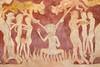Envy, Avarice and Lust | Chaldon Mural | Doom Painting | Church of St Peter and St Paul | Chaldon-3 (Paul Dykes) Tags: churchofstpeterandstpaul church medieval mediaeval 11thcentury eleventhcentury chaldon surrey england uk unitedkingdom chaldonmural 1170 lastjudgement demons damned souls 12thcentury twelfthcentury doompainting