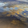 In the kingdom of dreams (pauldunn52) Tags: wet sand reflects cloud sunset dunraven beach glamorgan heritage coast wales