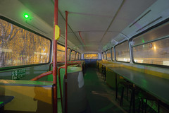 nightbus (georgehuthart) Tags: canon canonphotography canonimage canonlens wideangledphotography nightshooters lowlightphotography nightbus latebus buses recycledbus upcycled bustrip buslife eos5d