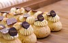 (devoutly_evasive) Tags: delysees pastry bakery toronto patisserie chocolate cream caramel choux pate fine decorated fancy
