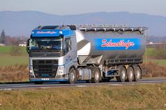 Volvo FH 500 / Josef Schmalhofer (karl.goessmann) Tags: volvo fh500 josefschmalhofer mallersdorfpfaffenberg truck