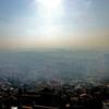 Cremona, Italia (pom.angers) Tags: panasonicdmctz30 november 2017 cremona lombardia italia italy europeanunion fog mist haze 100 torrazzo 200 300 5000