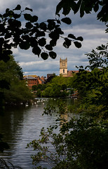 Postcard-from-Worcester_DSC1637 (Mel Gray) Tags: worcester england worcestershire travel riversevern severnriver cathedral