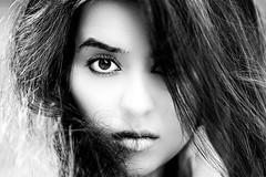 Hairstyle (everybodyisone) Tags: woman girl face fashion fastlens eyes eyeaf eye bigeye portrait portraitphotography portraits hair style sonyilce7rm2 85mmf18 85mm batis85 batis zeiss f18 wideopen