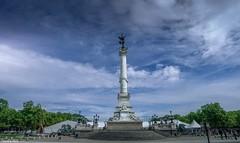A la mémoire des Girondins (YᗩSᗰIᘉᗴ HᗴᘉS +10 000 000 thx❀) Tags: mémoire mémory girondin monument bordeaux aquitaine france fr gironde hensyasmine yasminehens