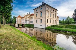 Schloss Rheinsberg - Rheinsberg Palace