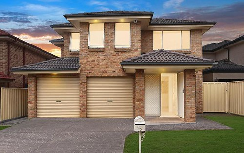 5 Figtree Place, Casula NSW