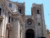Sé de Lisboa / Alfama  / Lisboa (44) / Portugal (Ull màgic (+1.250.000 views)) Tags: alfama lisboa portugal catedral pòrtic torre campanar campanario porta pórtico romànic románico gòtic gótico edifici arquitectura fuji xt1