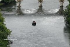 dordogne ( photopade (Nikonist)) Tags: dordogne rivière pont reflets nikon nikond200 affinityphoto afsdxvrzoomnikkor1685mmf3556ged imac apple bateaux arches architecture