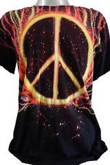 fluor (Dado Art - Aerografias) Tags: fluor fluorescente psicodelica camiseta feitoamão tshirt psy paz peace