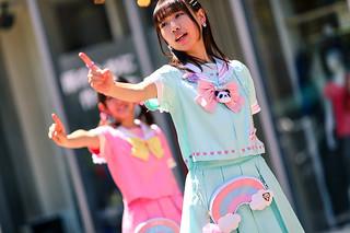 Girl group singer/dancer