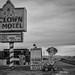 Nevada Tonopah Clown Motel