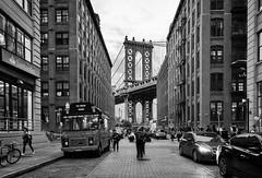 Manhattan Bridge II (Irene SC) Tags: new york manhattan bridge