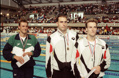 035 Swimming EM 1993 Sheffield