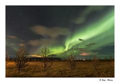 ICELAND -Aurora Boreal (RAMUBA) Tags: islandia iceland aurora boreal northern lights