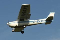 Cessna 150 G-BAXU (egbjdh) Tags: chrisvaughan october2017 egbj staverton gloucester