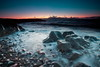 Waves at Dusk (PeterYoung1.) Tags: atmospheric beautiful blue colours clouds highlights landscape light longexposure nature peteryoung1 ocean rocks scenic scotland seascape sea sunset scottish uk water waves dusk