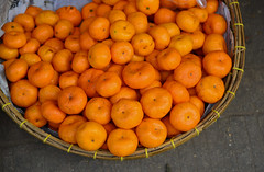 Fresh mandarin fruits for sale at local market (phuong.sg@gmail.com) Tags: asia asian circle citric citrus color cross cut delta diet edible food fresh freshness fruit group healthy heap ingredient juice juicy lifestyle mandarin mekong natural nature object orange organic raw refreshing refreshment ripe round section segment skin slice sliced southern sweet tangerine taste tasty vietnam vitality vitamin yellow