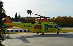 Babcock MCS España (Helipuerto de la Cartuja) Sevilla (DAGM4) Tags: españa europa espagne europe espanha espagna espana espanya espainia spain spanien 2017 helicopteros helipuerto helipuertodelacartuja heliport heliporto héliport sevilla seville babcockmcsespaña andalucía andalusie inaer 061 112 emergencias ecjkp
