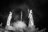 FrightFest_026 (allen ramlow) Tags: fright fest san antonio six flags halloween bw black white horror sony a6500
