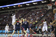 FSU Women's Basketball vs Samford (Jacob Gralton) Tags: fsu womens basketball college sports photography samford victory ncaa swish