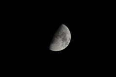 Moon (Laineyb93) Tags: lunar luna craters moon waxing gibbous nightsky night theskyatnight nikon nikond7000 nikonworld naturalworld tamron moonphase november 2017