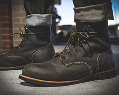 Red Wing Iron Ranger 8086 (ReesKlintworth) Tags: shoes boots redwing ironranger