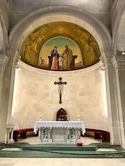 23 - Szent József templom - főoltár / Kostol sv. Jozefa - oltár