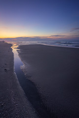 One Way Out (JeffMoreau) Tags: north myrtle beach sunrise inlet water dawn landscape south carolina zeiss 16mm a7ii sony