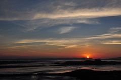 December sunset on Mangere Mountain (Janek Kloss) Tags: mangere mountain manukau auckland