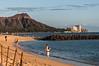 Waikiki Beach and Diamond Head (bfluegie) Tags: diamondhead hawaii oahu waikiki beach nikond90 d90