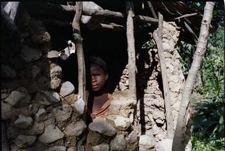 haïti portrait