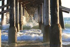 Making A Splash.... (law_keven) Tags: newportbeach usa orangecounty beach pacific ocean pacificocean sea water photography holiday roadtrip vaction