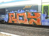 037 (en-ri) Tags: roy trds arancione lilla 2017 train torino graffiti writing verde